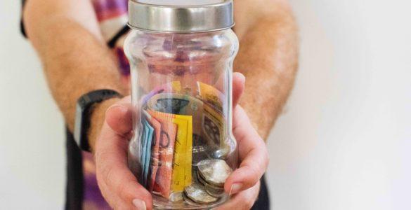 Minder geld uitgeven